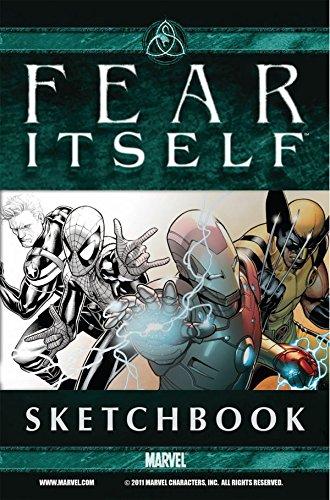 Fear Itself Sketchbook (English Edition)