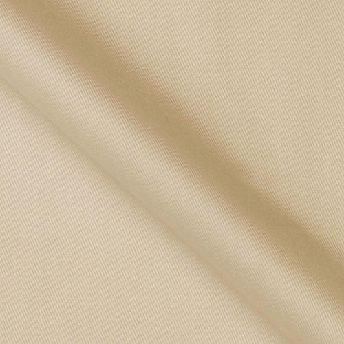 Organic Twill Fabric - Carr Textile UM-146 Organic Cotton Twill Natural