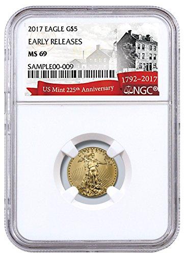 0.1 Ounce Gold Coin - 1