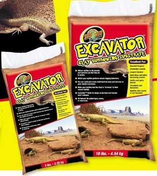 Zoo Med Excavator Clay - 6