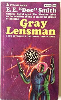 "Gray Lensman by E. E. ""Doc"" Smith science fiction and fantasy book and audiobook reviews"