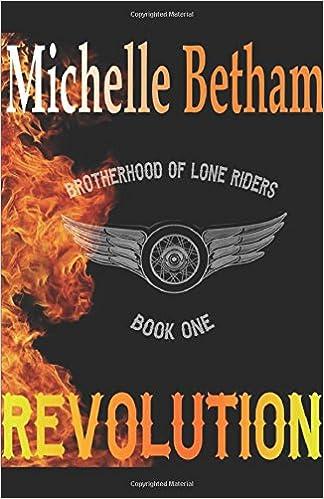 Book Revolution (The Lone Riders MC Series Book 1)