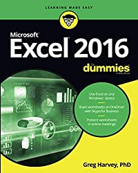 Image of the product Excel 2016 For Dummies that is listed on the catalogue brand of For Dummies.