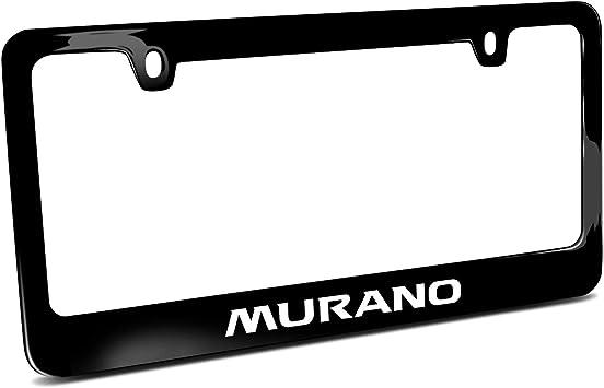 Nissan 350Z Black Metal license Plate Frame Holder 4 Hole