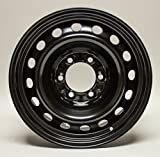 Steel Rim 17X7, 6x139.7, 106, +14, black finish (MULTI APPLICATION FITMENT) X99441N