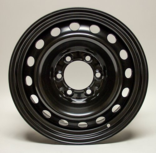 - Steel Rim 17X7, 6x139.7, 106, +14, black finish (MULTI APPLICATION FITMENT) X99441N