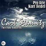 Carl Stamitz: Two Flute Concertos