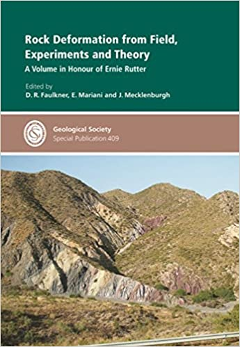 Rock Deformation From Field Experiments And Theory A Volume In