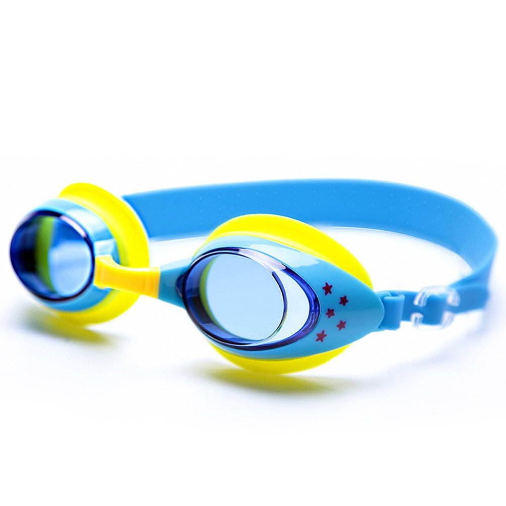 f13e8a88d53 Amazon.com   Odowalker Kids Goggles Healthy Swimming Gear Swimming Goggles  for Kids Boys   Girls Early Teens 10 to 15 Years