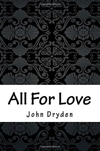 Read Online All For Love PDF ePub ebook