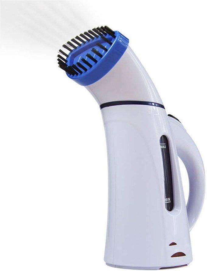 Aomednx 110V 220V Vertical De Prendas De Vestir Ropa con Vapor De Vapor Cepillo De Lavandería Electrodomésticos Planchado Planchas De Mano Vapores De Hierro Rosa (Color : Sky Blue)