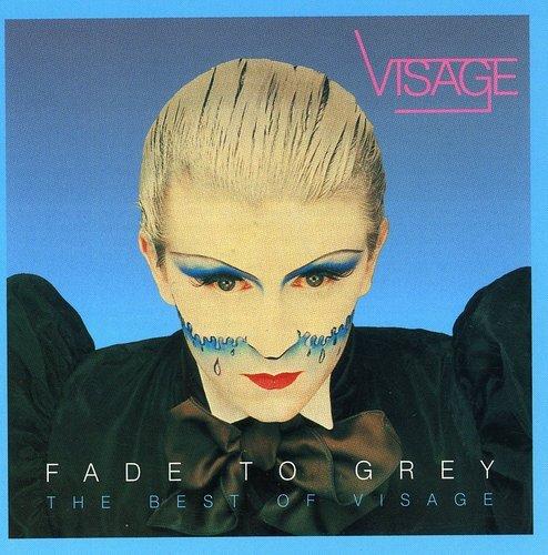 CD : Visage - Fade To Grey: Singles