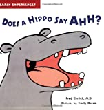 Does a Hippo Say Ahh?, Fred Ehrlich, 1593541457