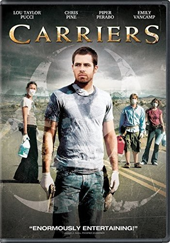 DVD : Carriers (Widescreen, Dolby, AC-3)
