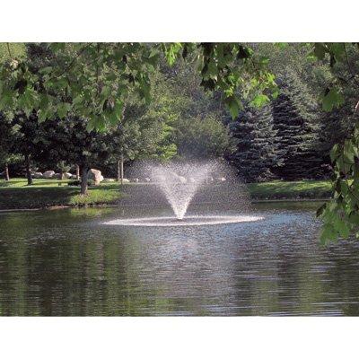 Scott Aerating Fountain - 3/4 HP, Up to 1 Acre Ponds, Model# DA-20 3/4HP 230V
