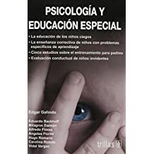 Psicologia Y Educacion Especial / Psychology and Special Education
