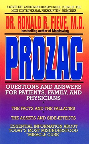 Avalon Tall Bookshelf - Prozac: Questions and Answers for Patients, Family and Physicians