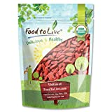 Organic Goji Berries (Kosher) by Food To Live — 12 Ounces