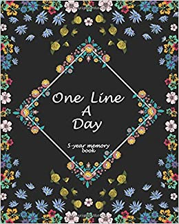 Amazon Com One Line A Day Day By Day Thoughts Tracker 5 Year Memory Book Contemplation Journal 9798627699653 Studio Plam Books