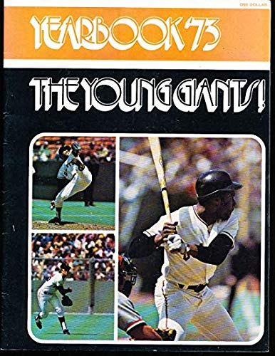 1973 San Francisco Giants Yearbook