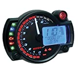 Koso BA015B15 RX-2N GP Style Multifunction Meter (10 000 RPM or 20 000 RPM)
