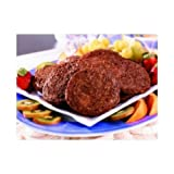 Odom Tennessee Pride All Natural Cooked Formed Trimming Sausage Patty, 1 Ounce -- 192 per case.