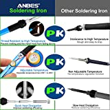 Anbes Soldering Iron Kit Electronics, 60W