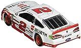 Lionel Racing CX26865WUBW Brad Keselowski #2 Wurth 2016 Ford Fusion ARC HT NASCAR Official Diecast Vehicle (1:64 Scale)