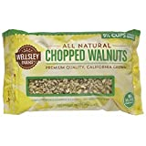 Wellsley Farms Chopped Walnuts, 3 lbs. (pack of 6)