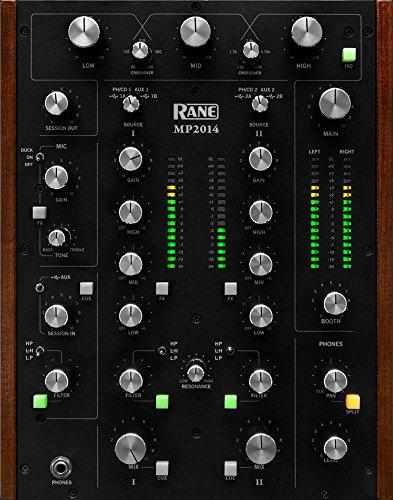 Rotary Dj Mixer - Rane MP2014 2-channel Rotary Mixer