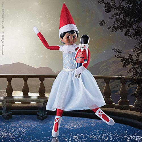 The Elf on the Shelf Claus Couture Collection Nutcracker Fairy Tail Accessories Set with with Exclusive Joy Travel Bag