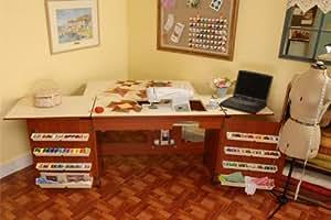 Mueble para máquina de coser - Bertha Cereza