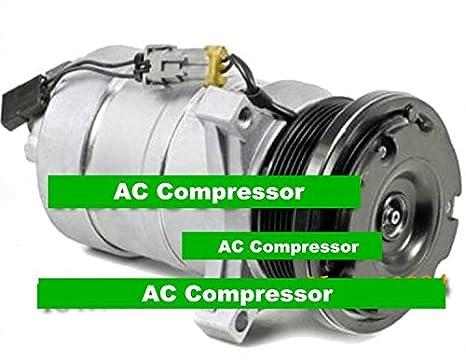 GOWE a/c compresor con embrague & más seco para coche Chevy y para coche