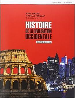 Histoire De La Civilisation Occidentale Livre Etext 12