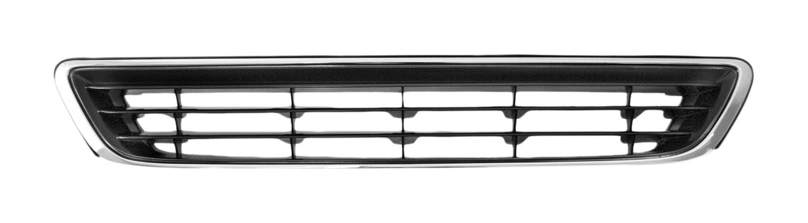 IPCW CWG-LS0207D0 Chrome//Gray Replacement Grille