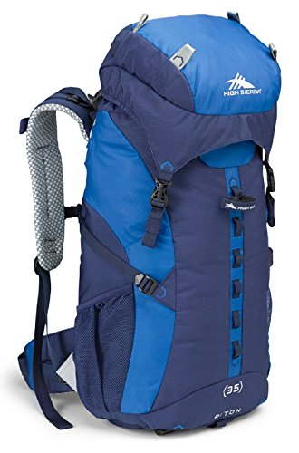 35 Internal Frame Pack - High Sierra Piton 35 Internal Frame Pack, True Navy/Royal/True Navy