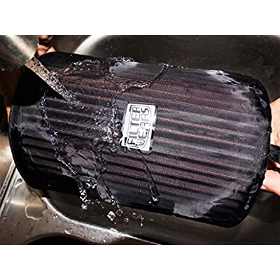 FILTERWEARS Pre-Filter A102Y For aFe Air Filters 21-91018 21-90020 21-91107, 28-10043: Automotive