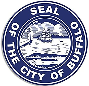 Image result for city of buffalo seal