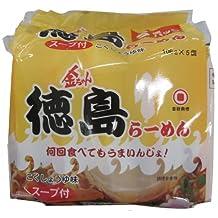 Tokushima milling gold-chan Tokushima ramen 5 meals pack 530gX6 bags