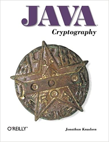 Java Cryptography (Java Series): Jonathan Knudsen: 9781565924024