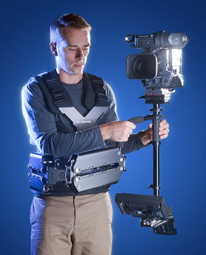 Glidecam X-20 Professional Camera Stabilization System with V-Mount Battery Plate by Glidecam