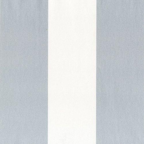 2 Black Striped Wallpaper Rolls - SY33928 Galerie Stripes 2 silver white striped wallpaper
