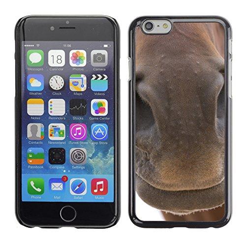 "Premio Sottile Slim Cassa Custodia Case Cover Shell // V00002122 Cheval // Apple iPhone 6 6S 6G 4.7"""
