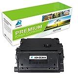 Aztech 1 Pack HP 64X CC364X Black Toner Cartridge Replaces HP LaserJet P4015n, P4015x, P4515, P4515x Printer
