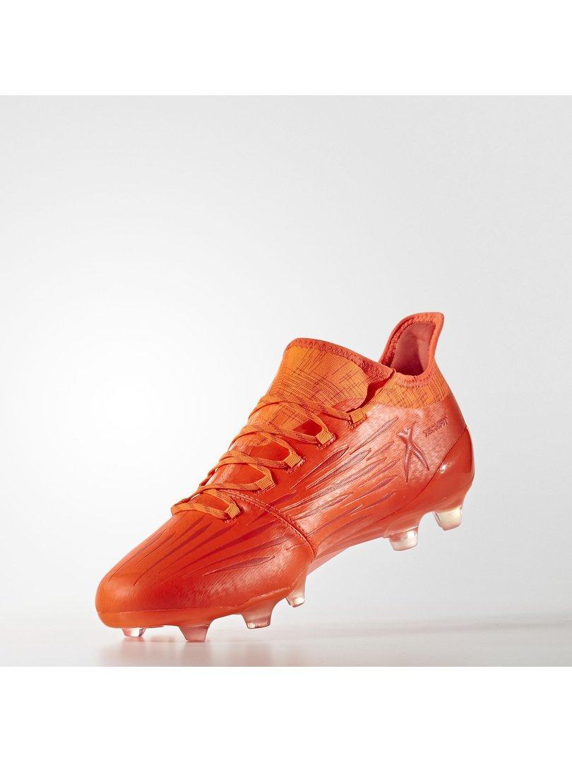 アディダス(adidas) エックス 16.1-ジャパン HG(ソーラーレッド/シルバーメット/ハイレス レッド ) BB3822 28.5cm B01IBPM9M2