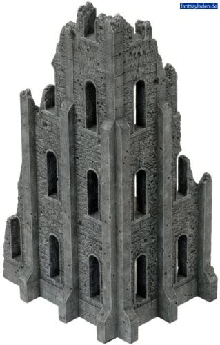 Battlefield IN A Box Gothic Collapsed Corner 28mm 35mm Tabletop Ruins Terrain