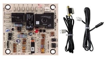 OEM Upgraded Ruud Heat Pump Defrost Control Circuit Board & Sensor 47-21517-16