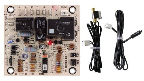 OEM Upgraded Rheem Heat Pump Defrost Control Circuit Board & Sensor (Circuit Heat Detector)