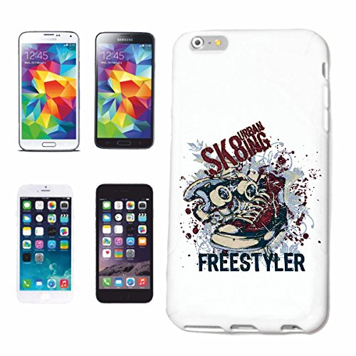 "cas de téléphone iPhone 7+ Plus ""FREESTYLER SKATEBOARD LONGBOARD SNEAKERS SNEAKERS SKATEBOARD SKATEBOARDER LONGBOARD FREESTYLE SKATER"" Hard Case Cover Téléphone Covers Smart Cover pour Apple iPhone en"