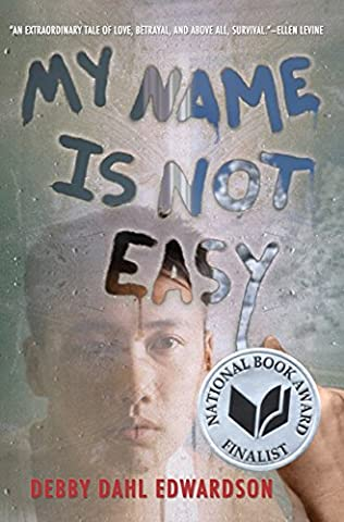 book cover of My Name Is Not Easy